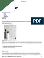 Envases Libres de BPA