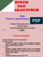 Hukum Dan Kebijakan Publik2