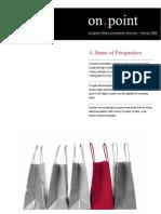 European Retail Overview Q1 2009