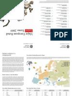 Major European Lease Terms Wallchart 2009