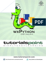 Xpython Tutorial