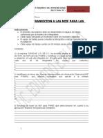 Sección 35 Inventarios NIIF Para Las PYMES