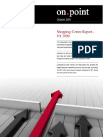Italy - Shopping Centre Report 2009