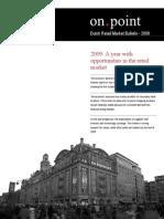 JLL Dutch Retail Market Bulletin 2009 En