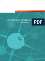 The Complete Clinical Assessment in Psychiatry