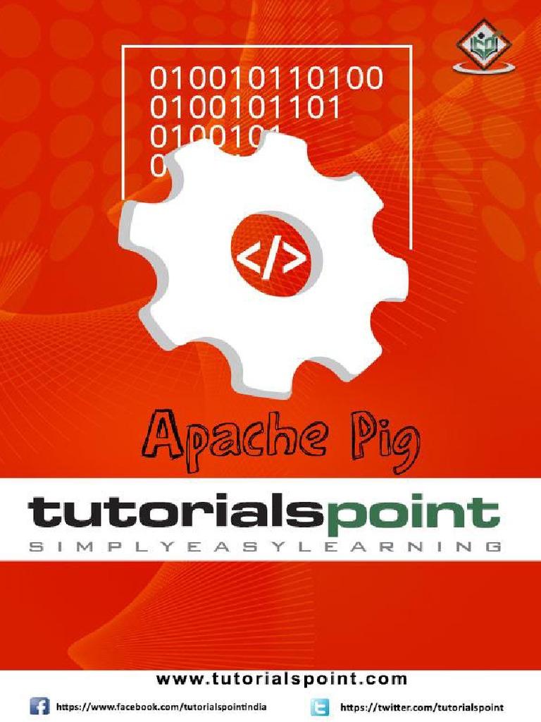 apache pig tutorial | apache hadoop | map reduce