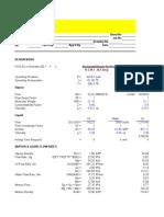 HP Separator Rating