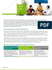 Microsoft Advanced Support for Partners_factsheet