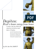 Rizal -  A Home Away From Home