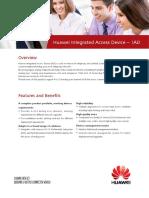 Huawei IAD Product Datasheet