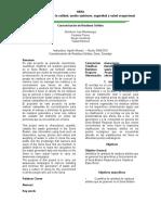 Caracterización de Residuos Solidos