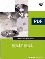 Willy Ball Mill