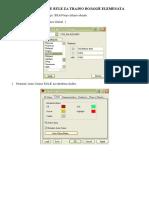 PDMS AutoColour Rule UPUTE