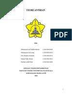 Tugas Peralatan - Teori Antrian.docx