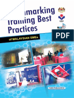 Benchmarking Training Best Practices of Malaysian SMEs