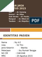 Laporan Jaga 2 September 2015 (Khoirul Umam SNH)