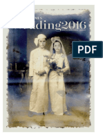 Weddings 2016
