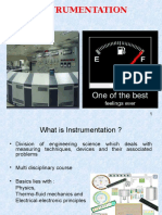 Instrumentation KSR