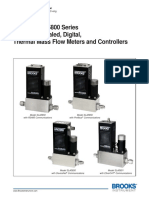 Mass Flow Controller Installation Manual