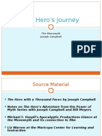 Campbell Monomyth Heros Journey