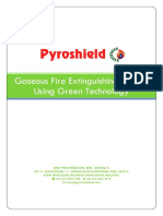 OVERVIEW - Pyroshield Fire Suppression System