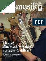 Blasmusik in Tirol 03 2009