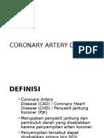 FIX PPT SNH Coronary Artey Disease.pptx