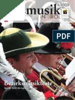 Blasmusik in Tirol 04 2009