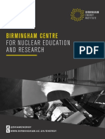Birmingham Centre for Nuclear Education and Research