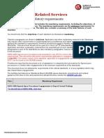 ICAA_StandardsonRelatedServicesMandatoryRequirements_2013.docx