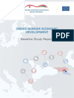 Cross-border Economic Development  Baseline Study Report