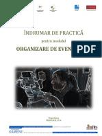 Web Indrumar Organizare Evenimente