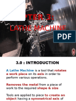 CHAPTER 3_Lathe Machine