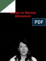 Quién Es Marina Abranovic