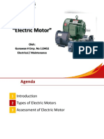 Introduction Electrical Motor