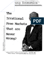 The Irrational Free Markets That Are Never Wrong 709 Martin Armstrong