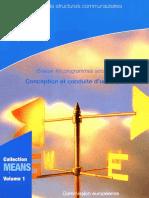 Conception Et Conduite d'Une Évaluation