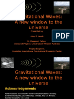What Are Gravitational Waves