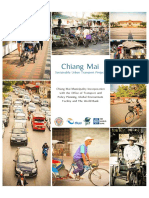 Chiang Mai Sustainable Transport Project