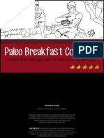 Paleo Breakfast Cookbook