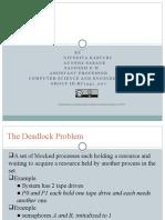 dead lock concepts