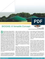 Article Published in Indian Biogas Association_2016