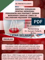 implementasi kebijakan puskesmas gratis