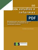 Recomendación para mejorar Modelo de Transferencia de Tecnología en las Universidades.pdf