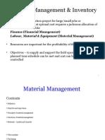 NAH Unit 3 Resource Management & Inventory