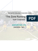 2007 Implementing Zone Running Game
