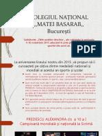 Colegiul National Matei Basarab