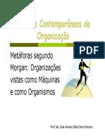 Mco-03 Metaforas Morgan Maquina e Organismo