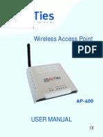 AP400 Modem