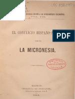 Sociedad de Española de Africanistas y Colonialistas (1886) Conflicto Hispano-Aleman sobre la Micronesia.pdf